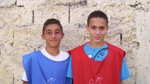 da esquerda para direita Vinicius O artilheiro com 21 gols disputado nos penaltis com Kayke. E o Lucas ganhou o campeonato e ainda o troféu de melhor jogador do campeonato!